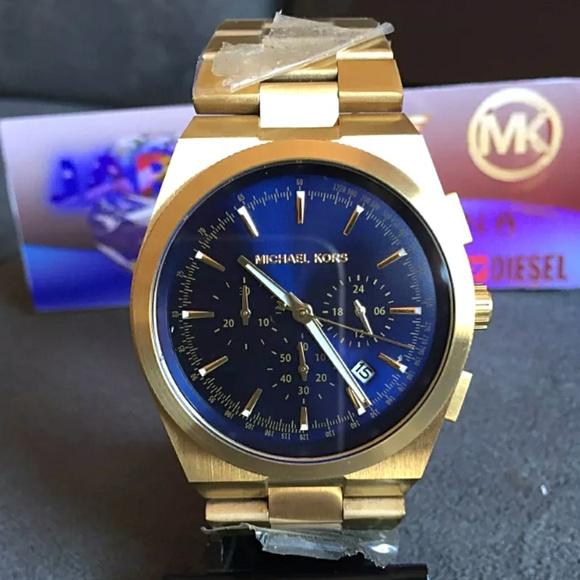 e7d259587aee Brand new Michael Kors Men s Chronograph Watch